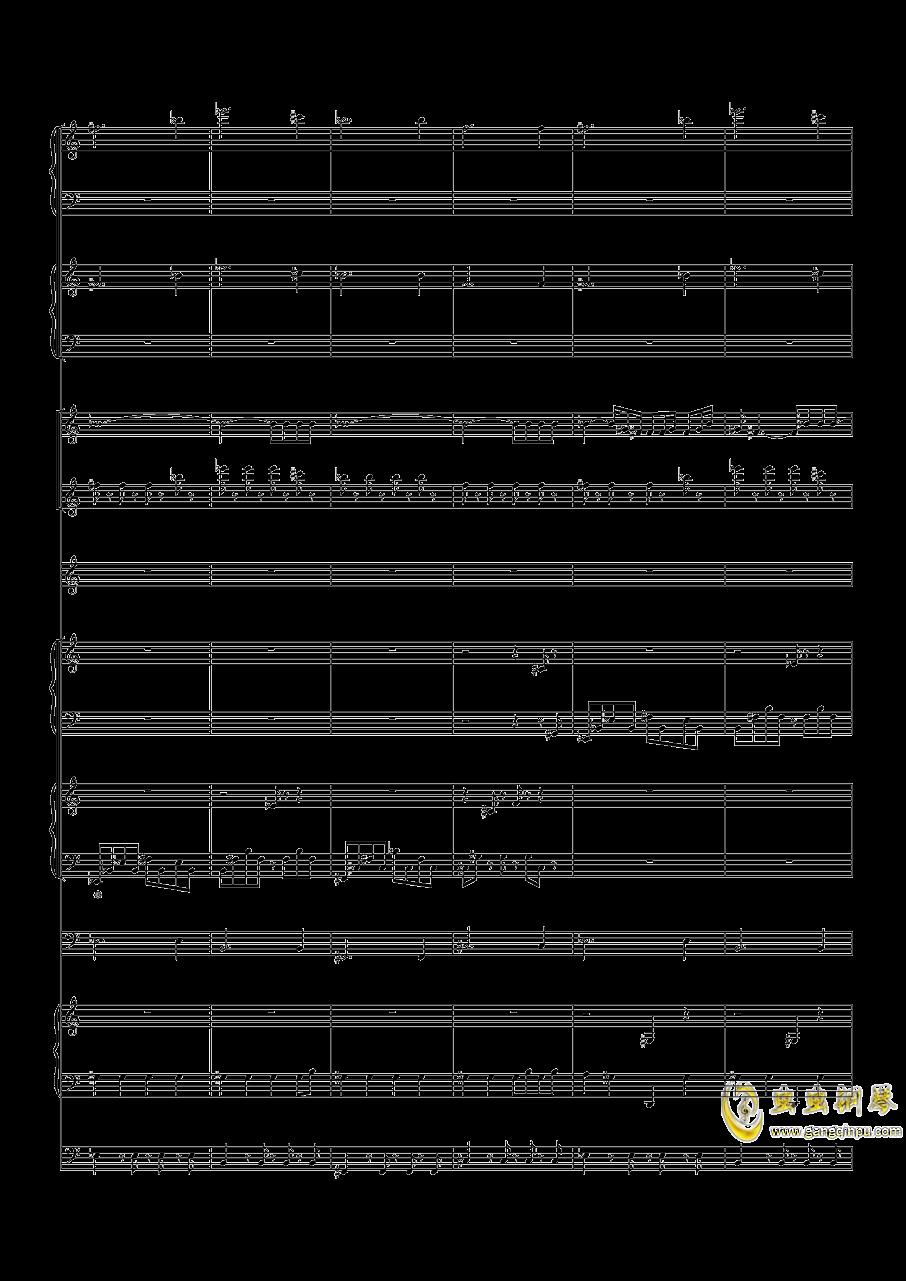 Faded钢琴谱 第3页