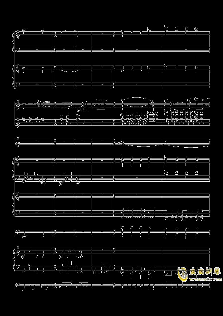 Faded钢琴谱 第4页