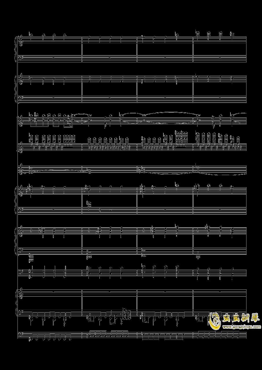 Faded钢琴谱 第6页