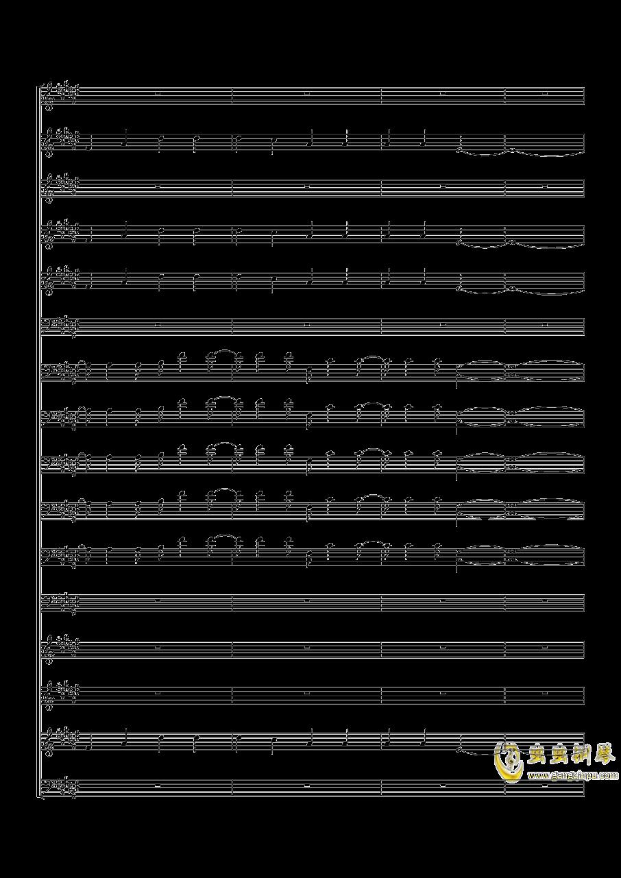 Faded钢琴谱 第14页