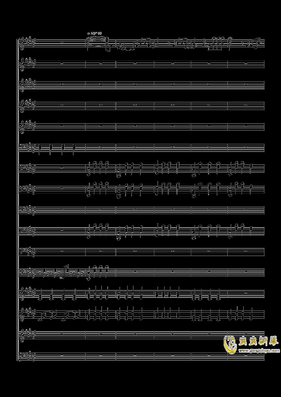 Faded钢琴谱 第2页