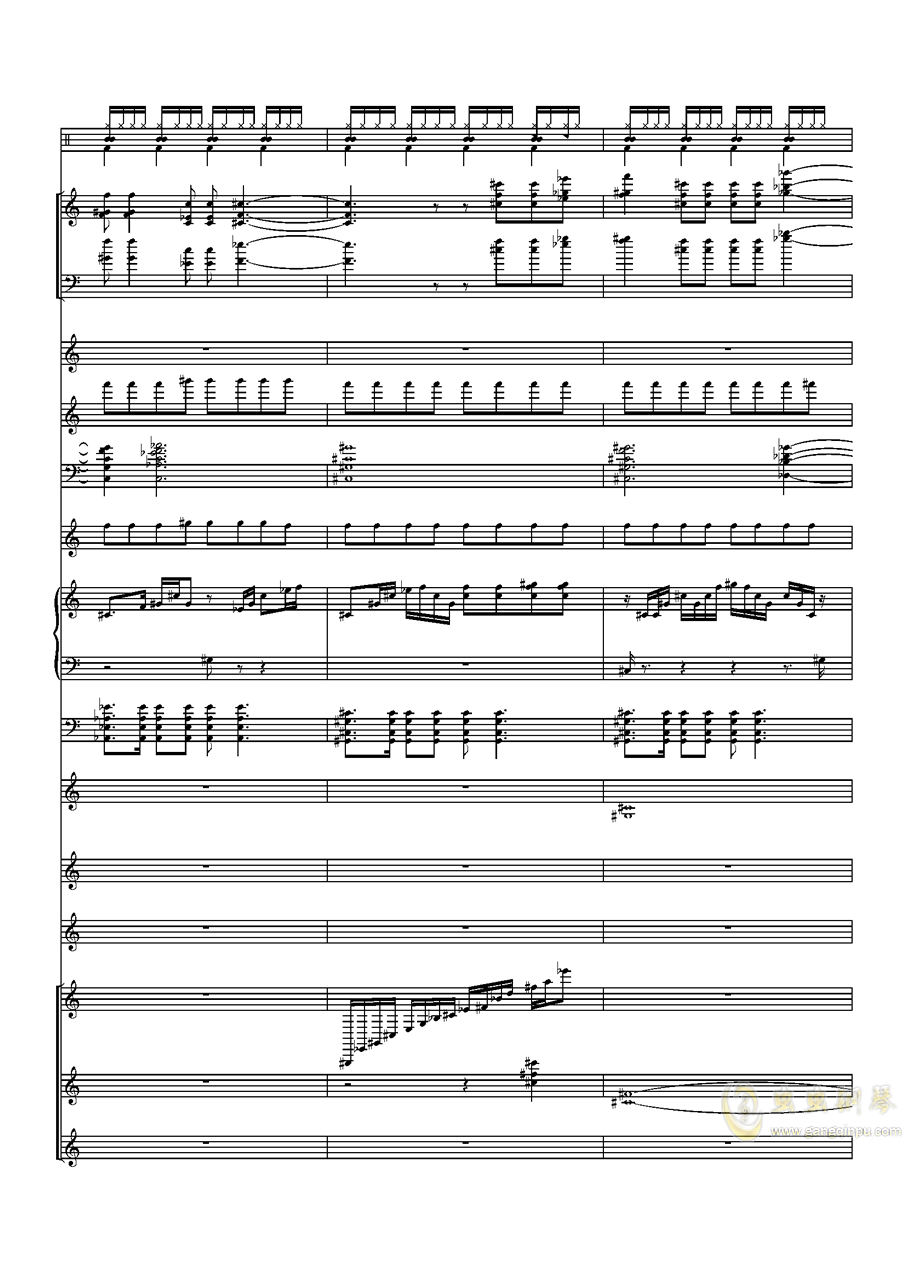 Try Every Thing钢琴谱 第18页