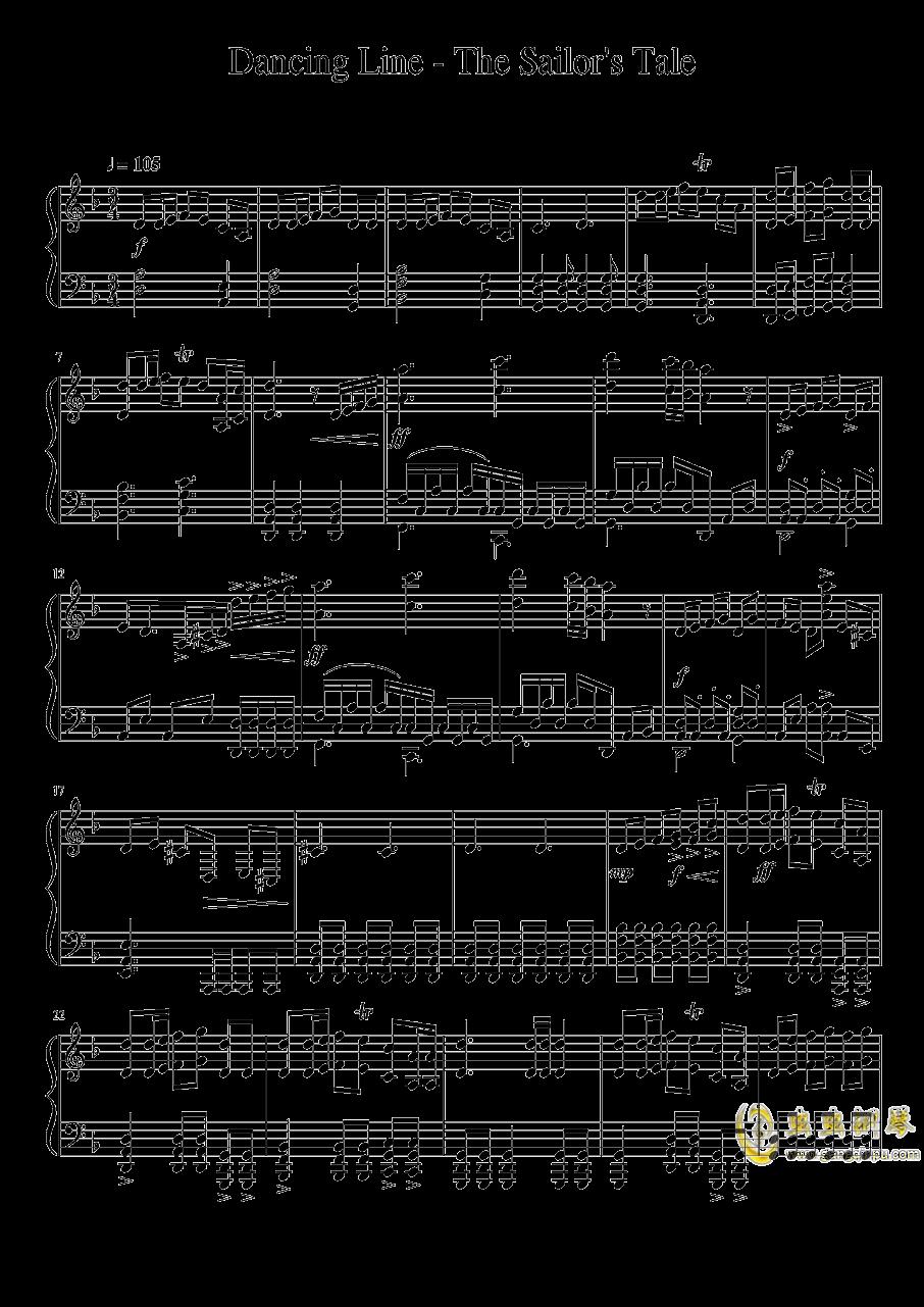 你要跳舞吗钢琴简谱